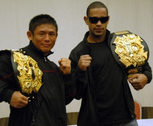 The Two First SENGOKU Champions. - GBRing.com