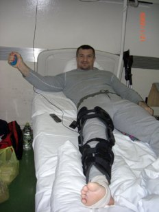 CroCop Recovering From Surgery. - Sportal.hr