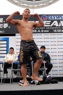 Fukuda steps up. - Sportsnavi.com