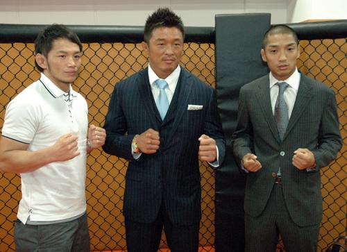 Akiyama in his new gym. - GBRing.com