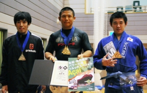 Kitaoka with two gold medals. - GBRing.com