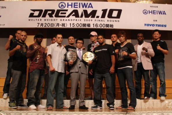 The Fighters Are Gathered - Sportsnavi.com