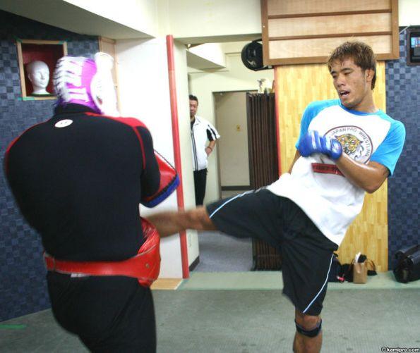 Super Tiger X Kanehara - Kamipro.com