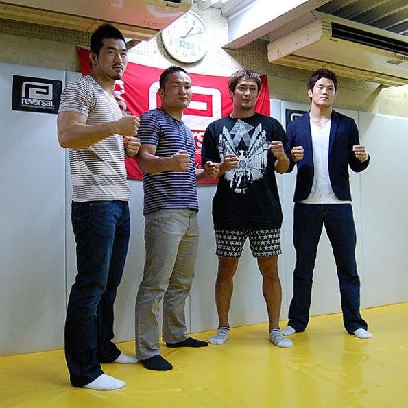 Bae, Kikuno, Hironaka, Parky - Sportsnavi.com