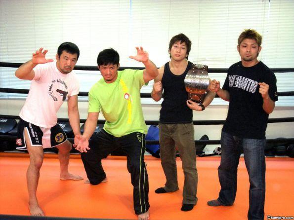 Fujiwara Enters DREAM - Kamipro.com