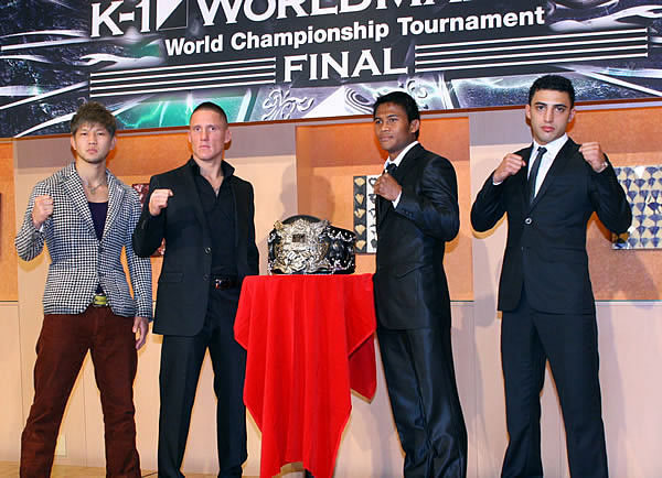K-1 WORLD MAX 2010 -70kg World Championship Tournament FINAL