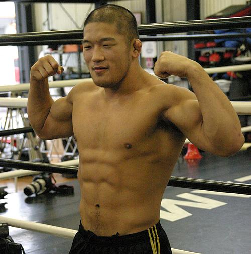 Ishii's MMA Physique - GBRing.com